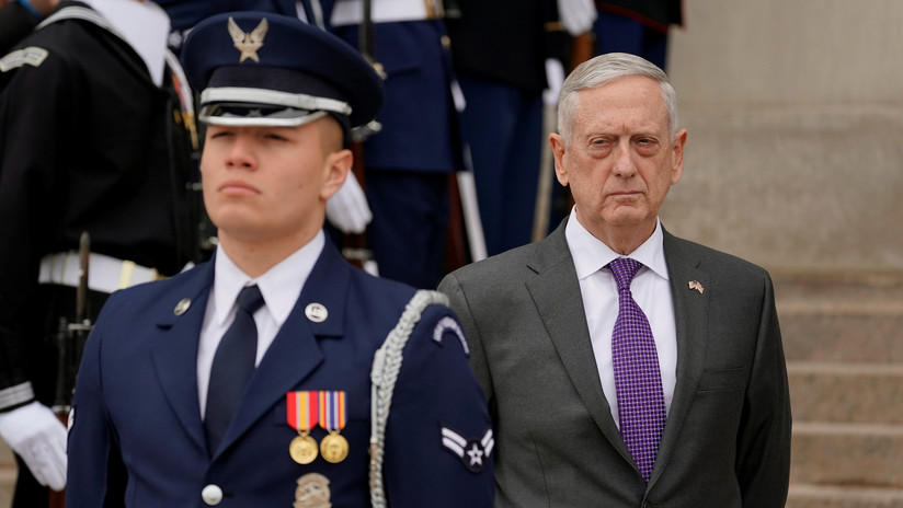 """James 'Perro Rabioso' Mattis: """"Necesito hacer que nuestros militares sean más mortíferos"""""""