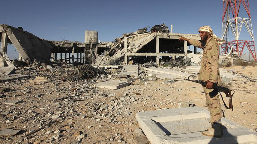 Un libio demandará a la OTAN en el Tribunal Europeo por el bombardeo que mató a su familia