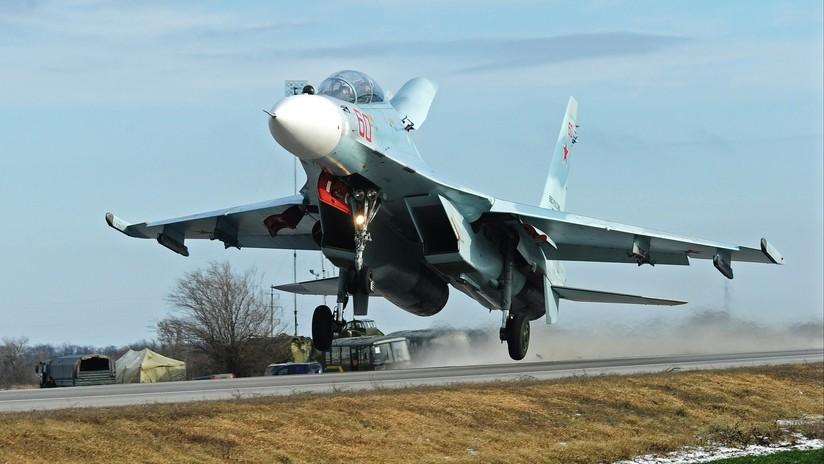 Rusia interceptó en una semana seis aviones espía sobre sus fronteras