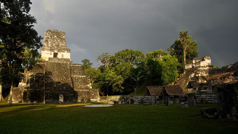 """Una megalópolis de los mayas hallada al norte de Guatemala revela que """"movían montañas"""""""