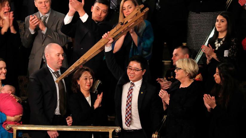 Trump se reunirá en la Casa Blanca con desertores de Corea del Norte