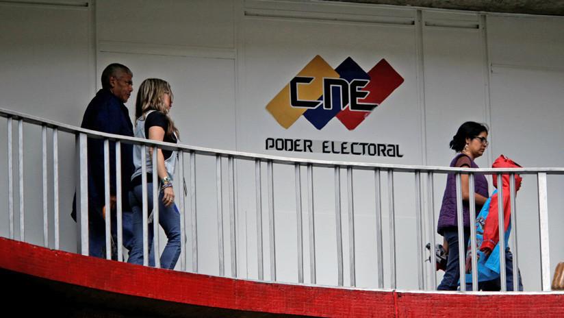 Venezuela: Los partidos políticos que podrán postular candidatos a las presidenciales