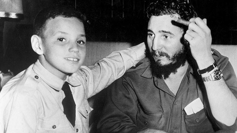 Lo que aprendió Fidel Castro Díaz-Balart de su padre