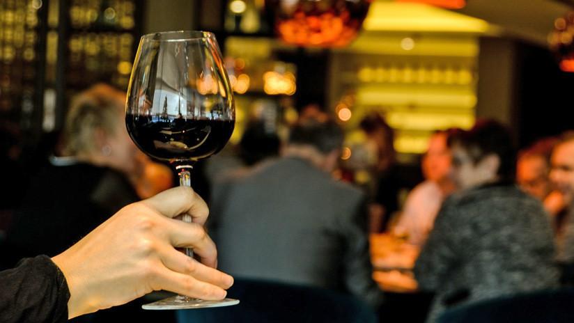 Descubren que el vino puede ayudar a 'limpiar' el cerebro