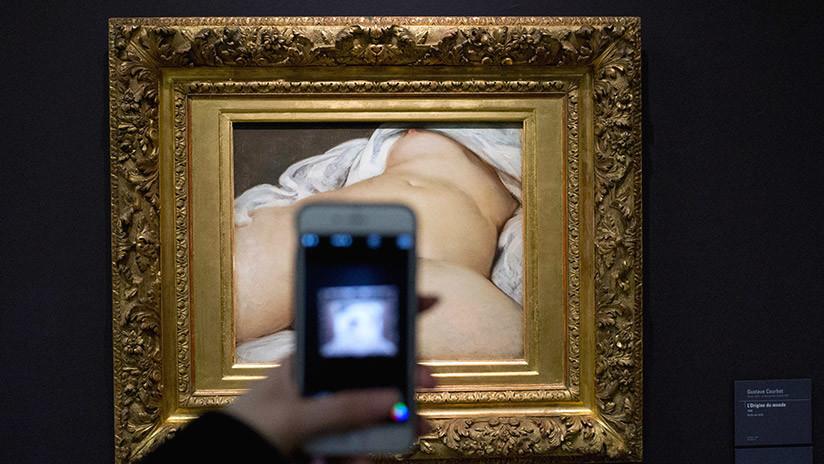 ¿Puede Facebook confundir el arte con la pornografía? La historia de un maestro y una vagina (18+)