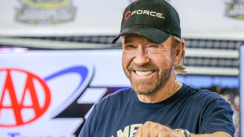 VIDEO: Chuck Norris demanda a distribuidoras de 'Walker, Ranger de Texas' por 30 millones de dólares