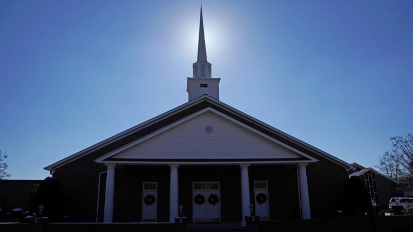 Una hondureña se refugia en una iglesia de EE.UU. para no ser deportada