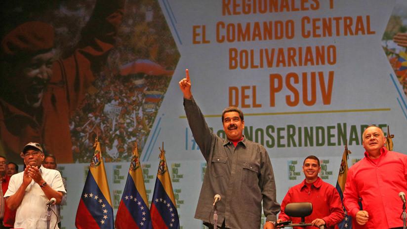 Venezuela: El Partido Socialista Unido proclama a Maduro como su candidato