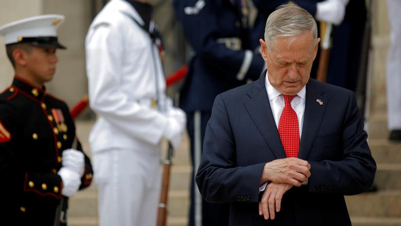 La Casa Blanca presiona al Pentágono para que planee un ataque contra Pionyang