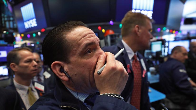 ¿Mal augurio? El Dow Jones perdió este viernes 666 puntos