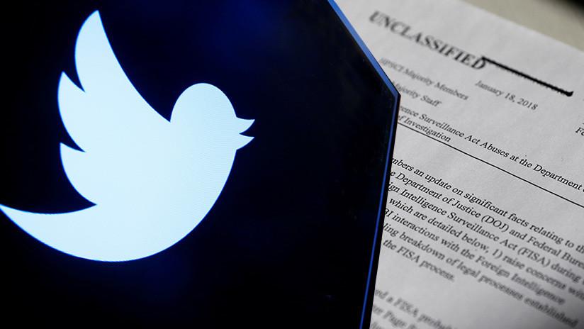 ¿Hamburguesa con nada? Revuelo en Twitter por el memorando sobre espionaje a Trump
