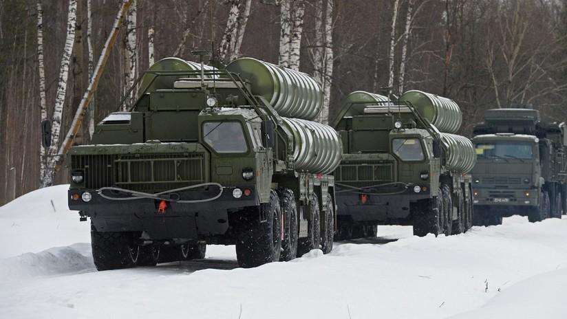 """""""El uso conjunto de los sistemas antiaéreos rusos Pantsir-S1 y S-400 cerrará el cielo para la OTAN"""""""