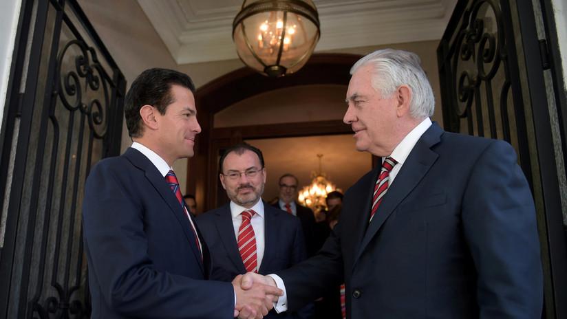 """""""Rusia tiene tentáculos"""": ¿Por qué Tillerson usa la 'rusofobia' en su visita a México?"""