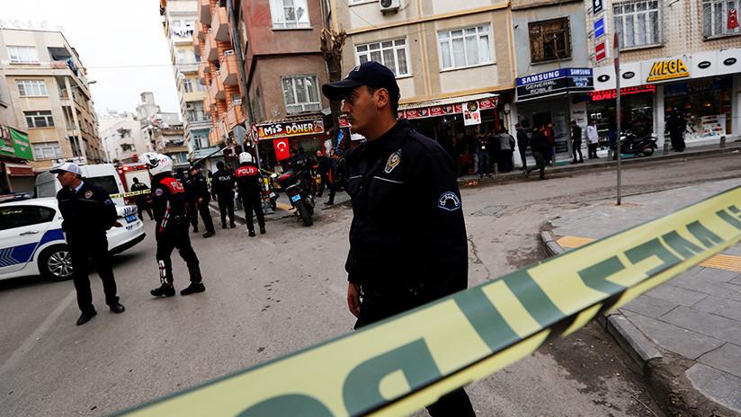 Una explosión sacude la ciudad turca de Bursa