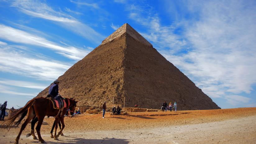 Hallan en Egipto la cripta de una prominente mujer de más de 4.000 años de antigüedad