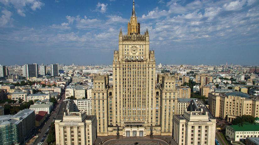"""Moscú explica por qué supuesta amenaza rusa en nueva doctrina nuclear de EEUU es una """"falsificación"""""""