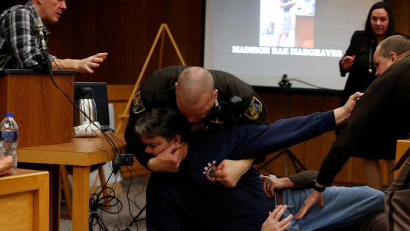 """Reúnen 31.000 dólares para el padre que atacó al """"demonio"""" que había abusado de sus tres hijas"""
