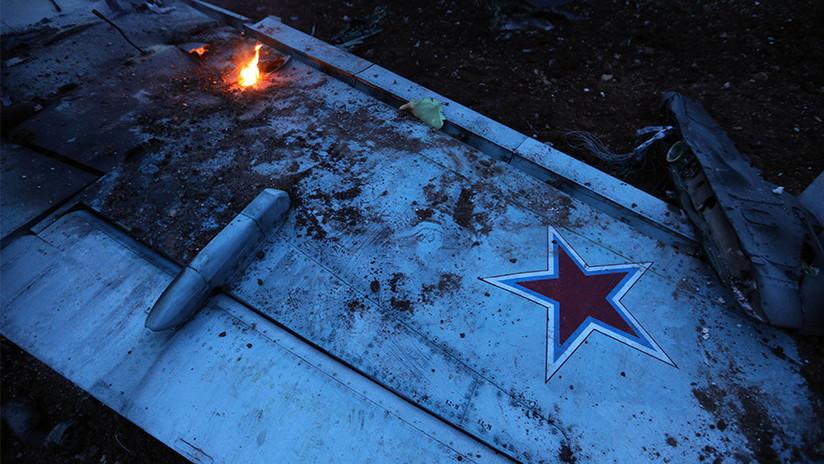 Rusia descubrirá quién proporcionó a los terroristas el sistema que derribó el Su-25