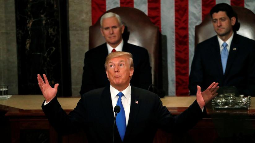 """Solo Rusia, Rusia, Rusia"": Trump se molesta porque sus logros no son apreciados"