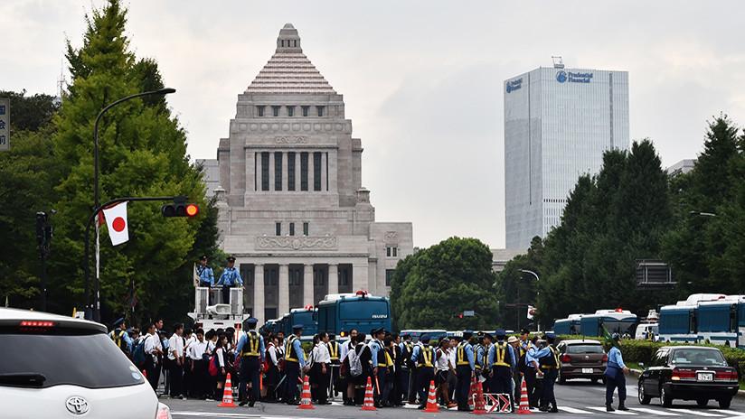 Inédito: Evacuarán el Parlamento de Japón por simulacro ante la amenaza norcoreana