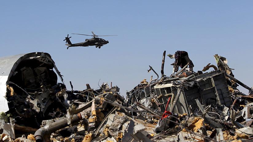 """""""Aliados secretos"""": aviación sin identificación de Israel efectúa bombardeos en Egipto desde 2015"""