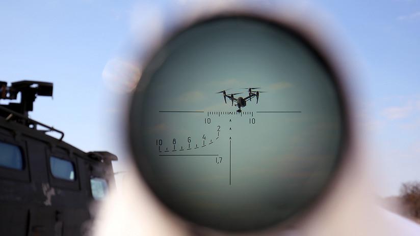 Francotiradores efectúan ejercicios militares en el sur de Rusia (FOTOS)