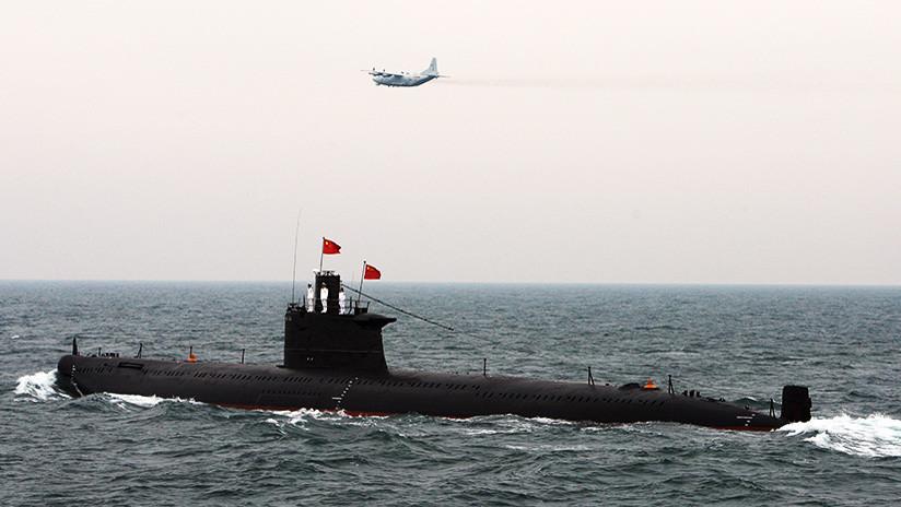 China planea equipar sus submarinos nucleares con tecnologías de inteligencia artificial