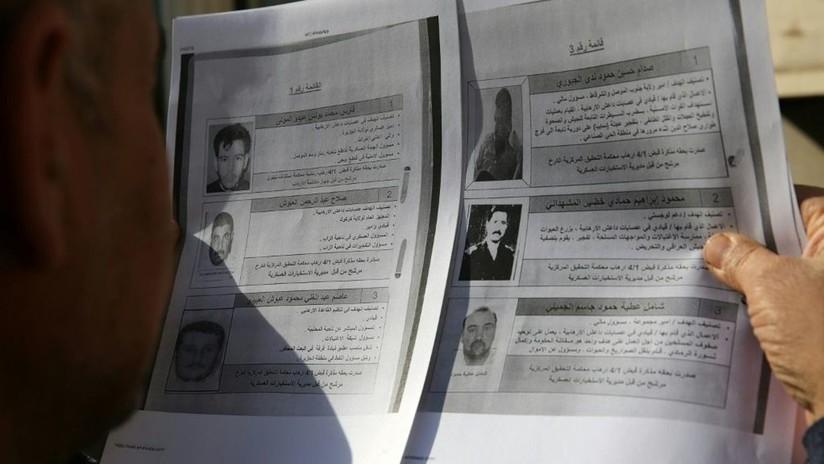 La hija mayor de Saddam Hussein es incluida en la lista de los terroristas más buscados de Irak