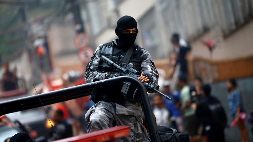 Matan a tiros a un hombre dentro de una ambulancia en Río de Janeiro