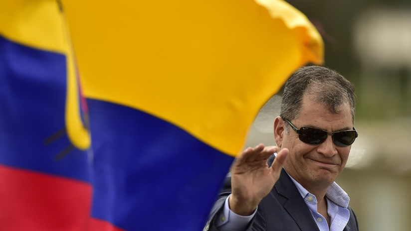 ¿Por qué Correa no pudo votar en el referendo de Ecuador?