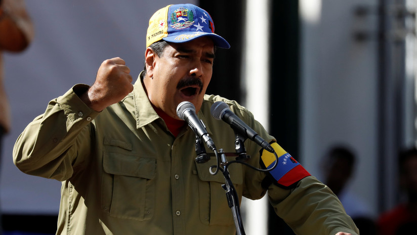 Maduro: El Consejo Electoral anunciará este lunes la fecha de las elecciones en Venezuela