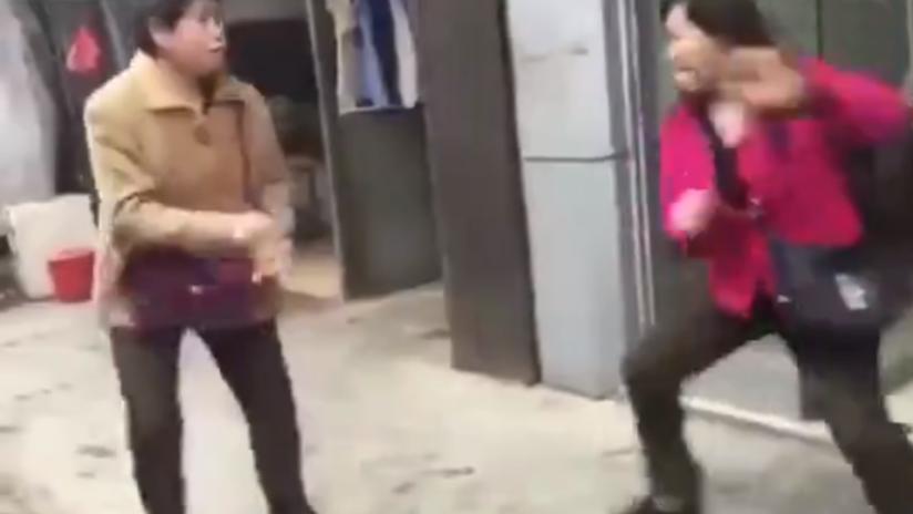 El combate de kung-fu más ridículo de la historia