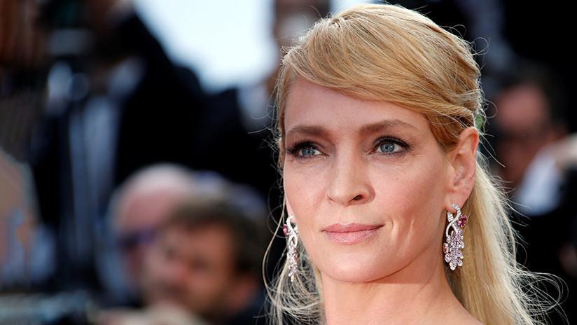 Uma Thurman revela que sufrió acoso sexual por parte de un actor cuando era menor de edad