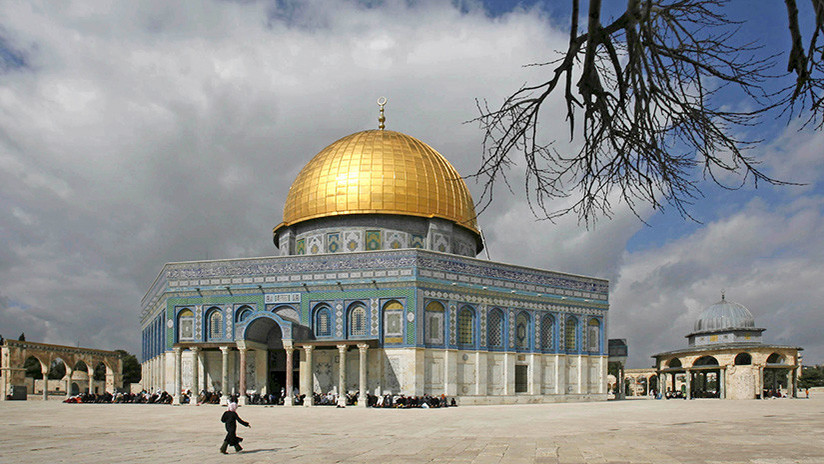 "Líder islamista israelí:  ""Jerusalén será la capital del califato"""