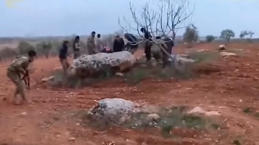 Rusia revela cómo murió el piloto del avión derribado en Siria (VIDEO)