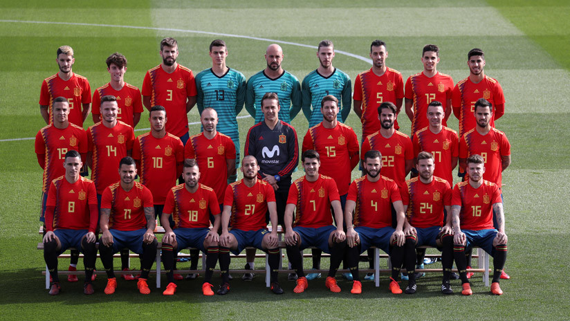 La FIFA confirma que España estará en el Mundial de Rusia 2018