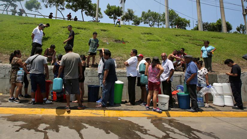 Perú: ¿podría Lima quedarse sin agua potable?