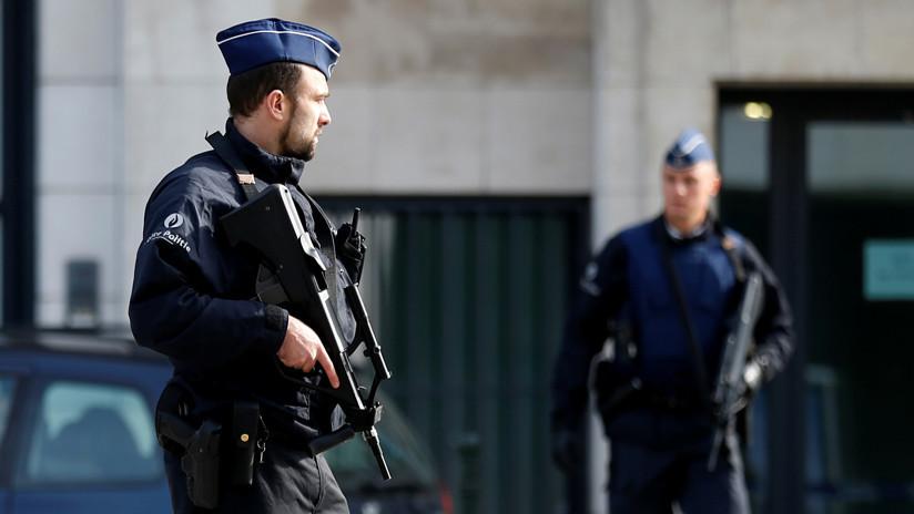 Evacúan las oficinas de la Fiscalía en Bruselas durante juicio al terrorista del atentado de París