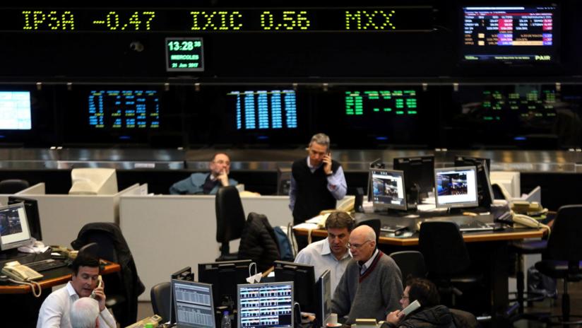 Las bolsas de América Latina cierran con fuertes caídas a la par del Dow Jones
