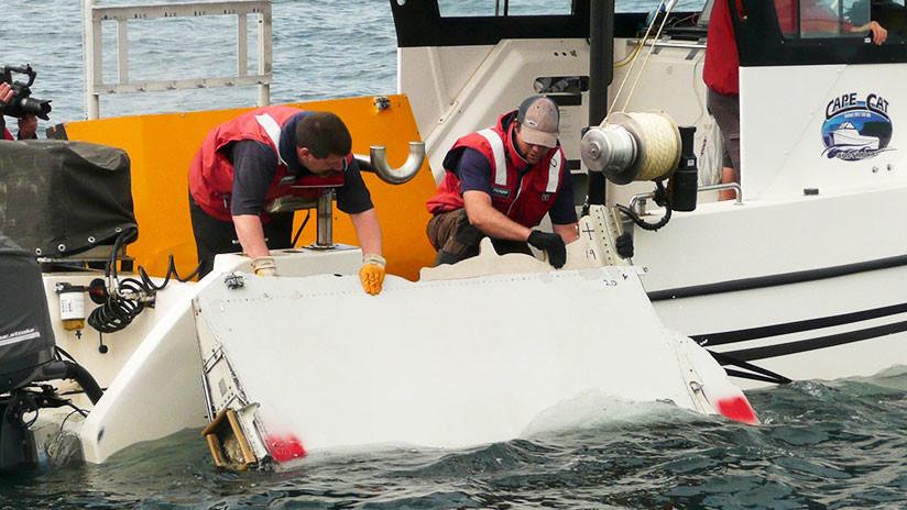 Un buque que busca el vuelo MH370 desaparece de los radares por motivos desconocidos