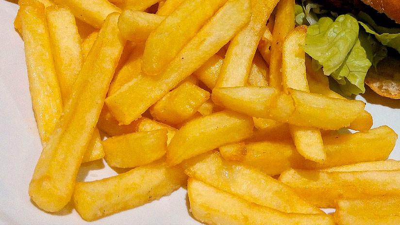 Un ingrediente de las patatas fritas de McDonald's puede ser clave contra la calvicie (FOTO)