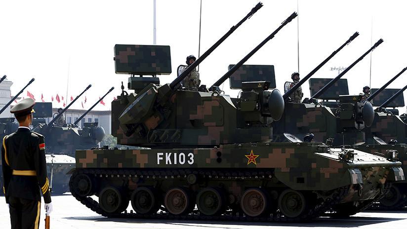China realiza una prueba para interceptar misiles terrestres de medio alcance