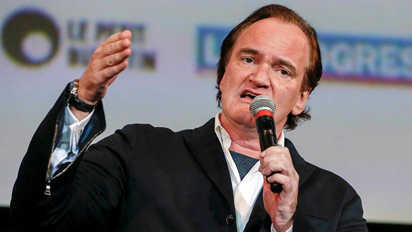 Quentin Tarantino explica por qué 'asfixió' y escupió a Uma Thurman durante el rodaje de 'Kill Bill'