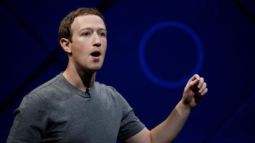 Mark Zuckerberg y Jeff Bezos pierden casi 7.000 millones de dólares en un solo día