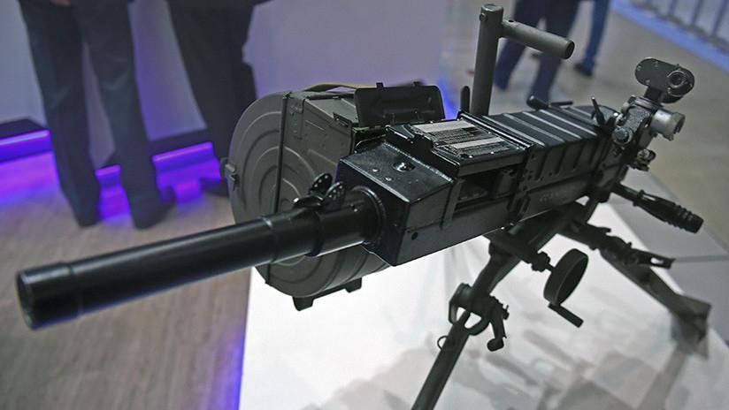Rusia diseña granadas inteligentes con capacidad de observar y tomar decisiones de forma autónoma