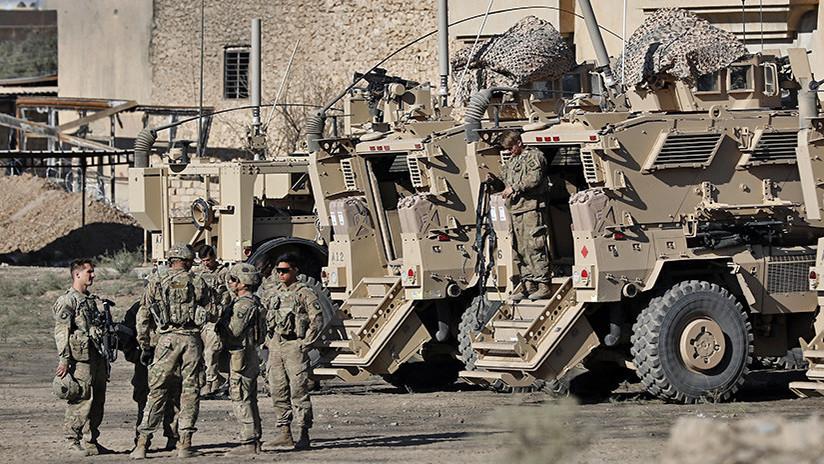 El Estado Mayor iraní acusa a EE.UU. de transferir terroristas del Estado Islámico a Afganistán