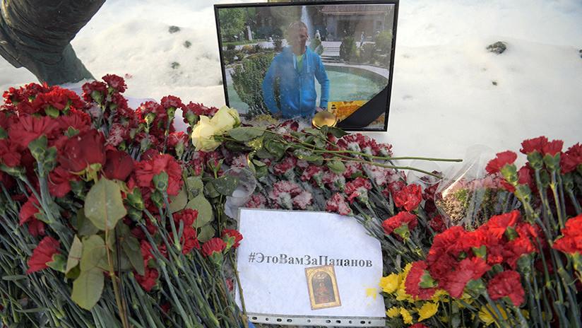 El piloto de Su-25 fallecido en Siria recibe el título póstumo de Héroe de Rusia