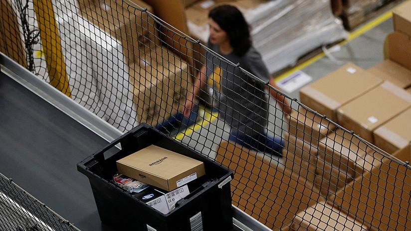 Pulsera últrasónica: la nueva idea de Amazon para controlar a sus trabajadores