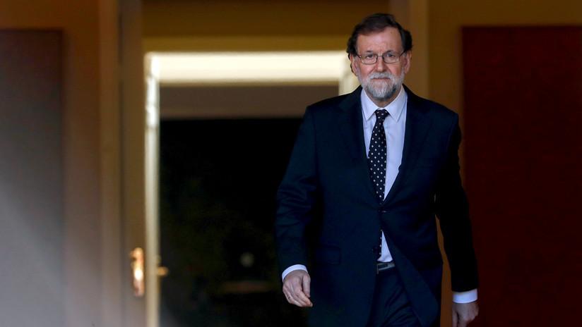 España: el cabecilla de la trama corrupta Gürtel señala a Rajoy como responsable
