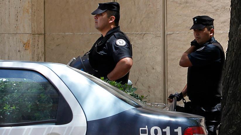 Un tiroteo con más de 30 disparos deja al menos tres heridos en el centro de Buenos Aires